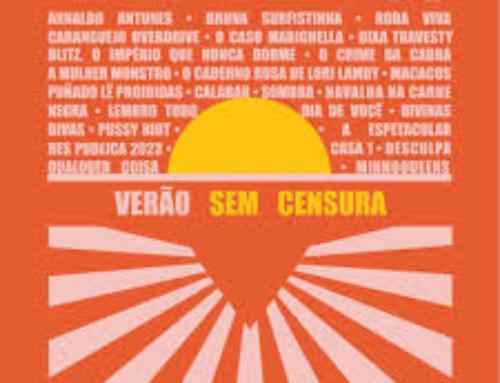 """SP apresenta """"Festival Verão Sem Censura"""""""