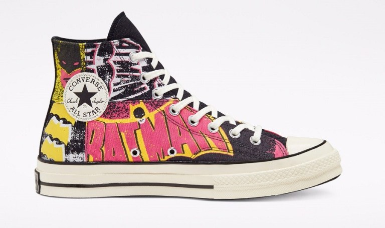 Converse comemora 80 anos do Batman 17