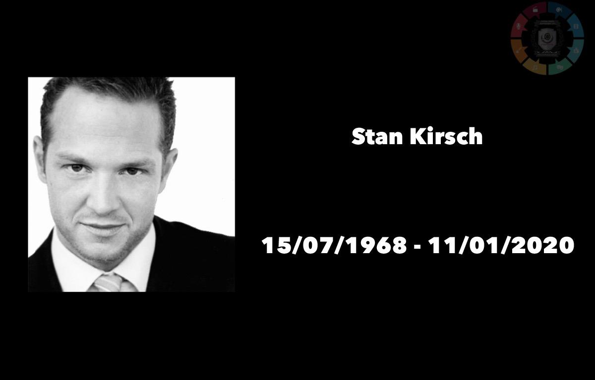 Ator Stan Kirsch é encontrado morto nos EUA 1