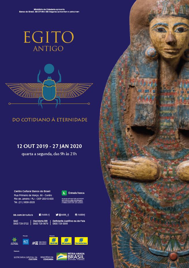 Exposição sobre o Egito antigo chega a SP 5
