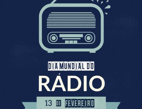 O Dia Mundial do Rádio é comemorado em 13 de fevereiro