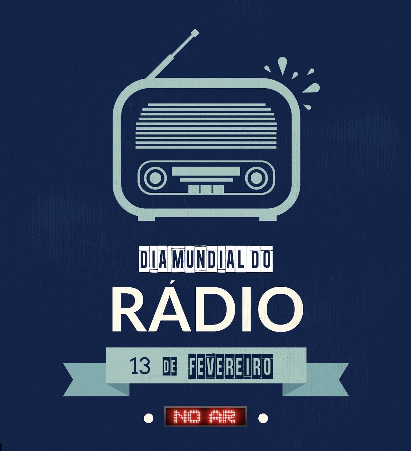 O Dia Mundial do Rádio é comemorado em 13 de fevereiro 7