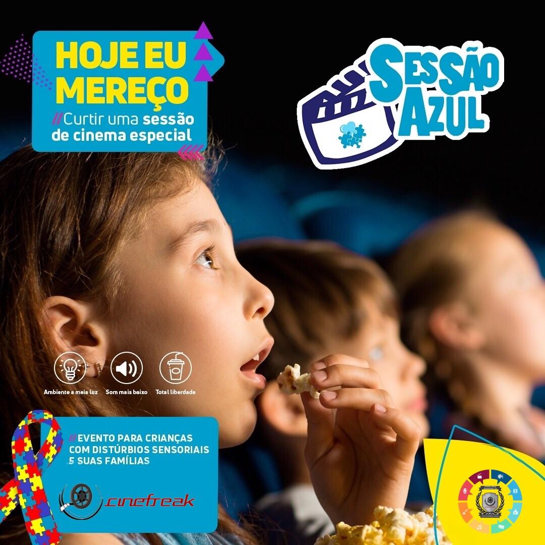 Cinemas de São Paulo deverão oferecer sessões adaptadas para autistas 13
