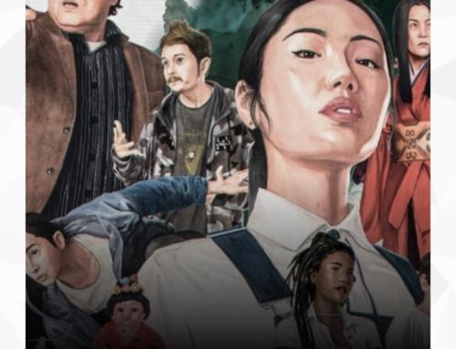 Série brasileira de terror ambientada no bairro da Liberdade estreia na Netflix