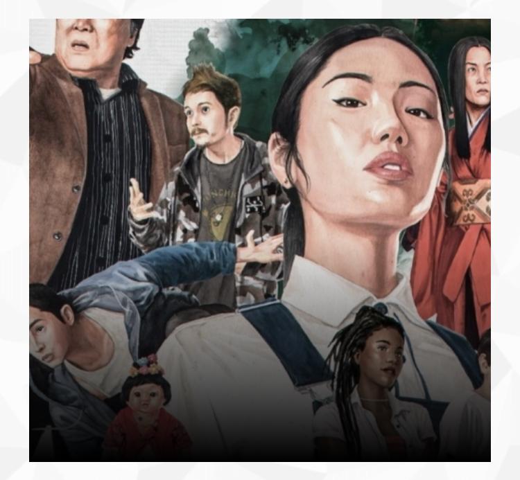 Série brasileira de terror ambientada no bairro da Liberdade estreia na Netflix 6