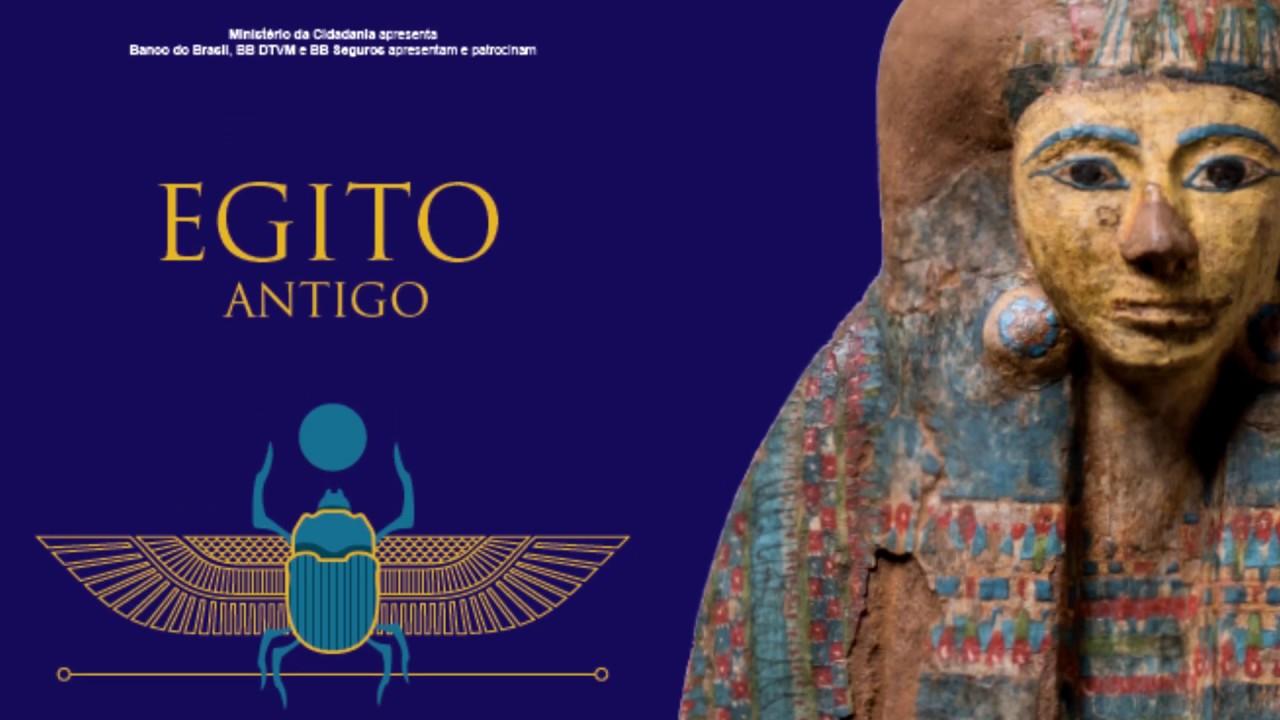 Exposição sobre o Egito antigo chega a SP 6