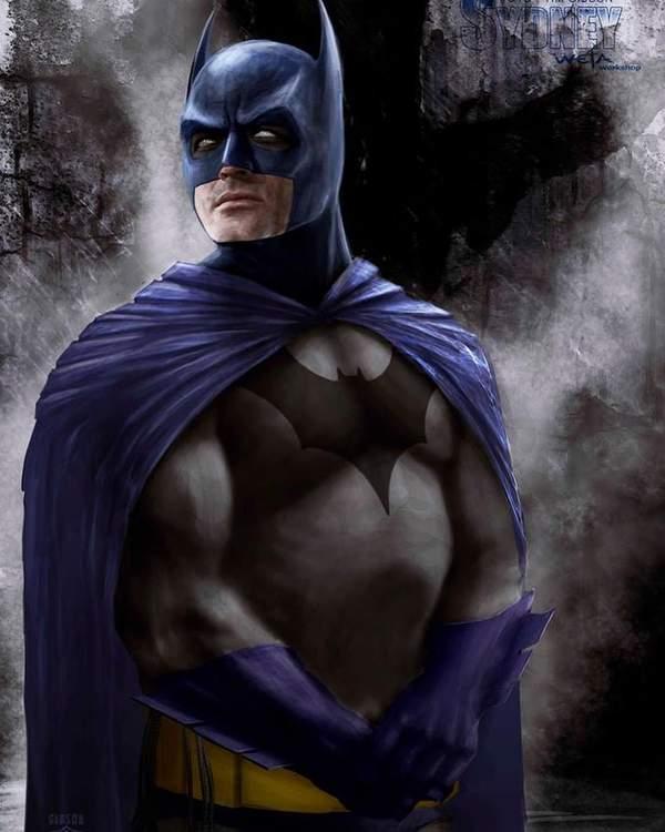 """Arte mostra o traje do Batman em """"Liga da Justiça: Mortal"""" 3"""
