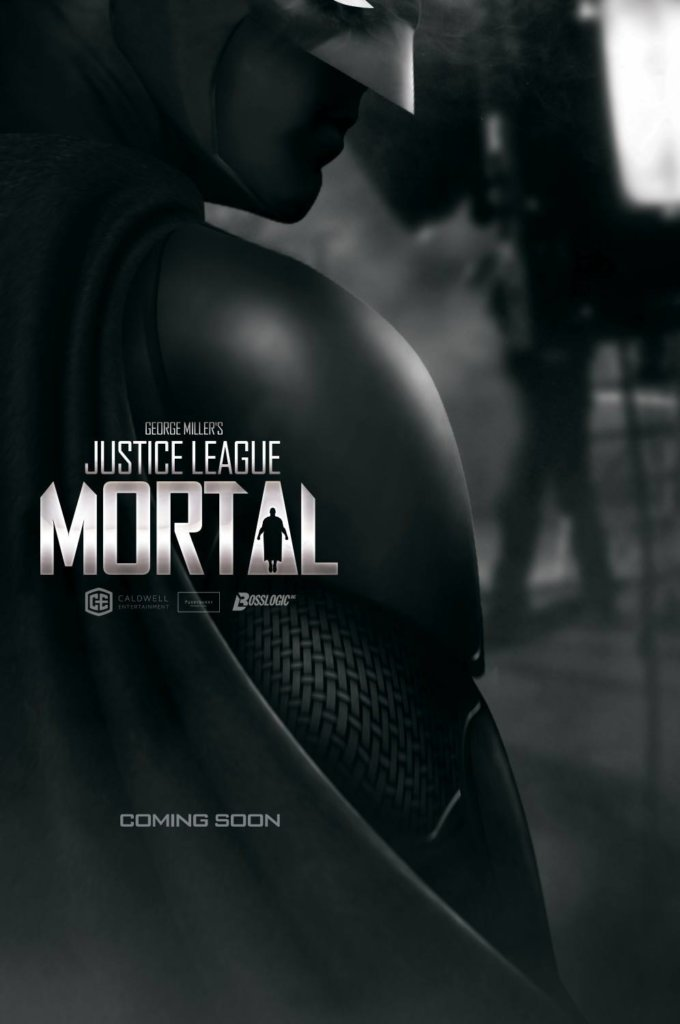 """Arte mostra o traje do Batman em """"Liga da Justiça: Mortal"""" 1"""