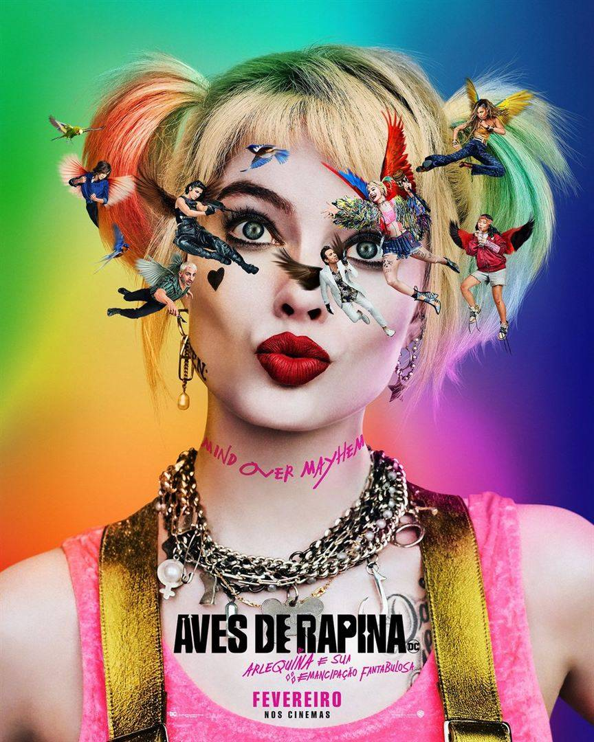 'Aves de Rapina' estreia nos cinemas 8