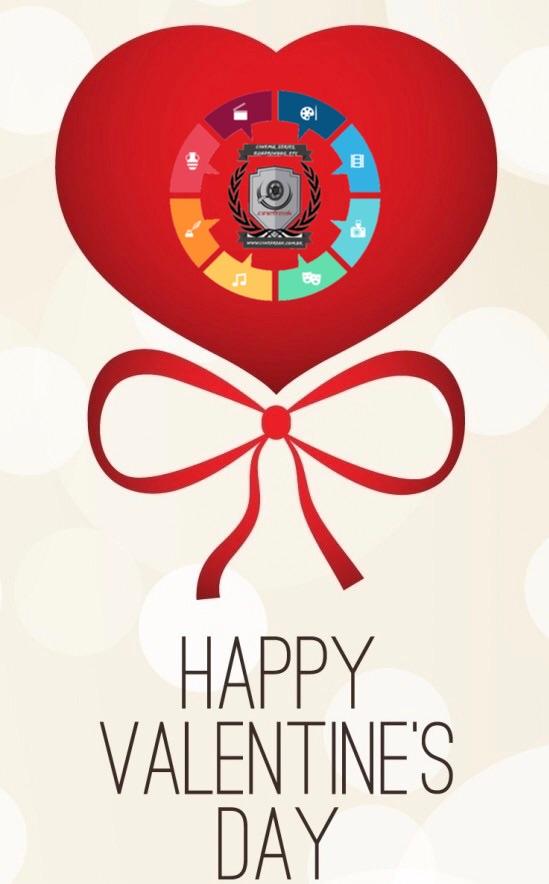 Hoje é o Happy Valentine's Day (Dia dos Namorados dos EUA) 1