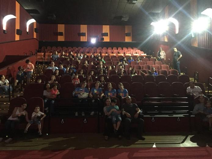 Cinemas de São Paulo deverão oferecer sessões adaptadas para autistas 14