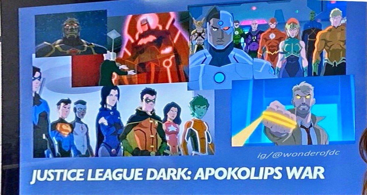 Justice League Dark: Apokolips War, nova animação da DC divulga detalhes 15