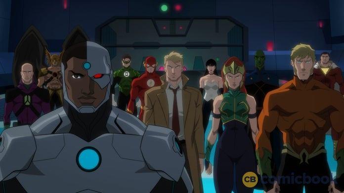 Justice League Dark: Apokolips War, nova animação da DC divulga detalhes 16