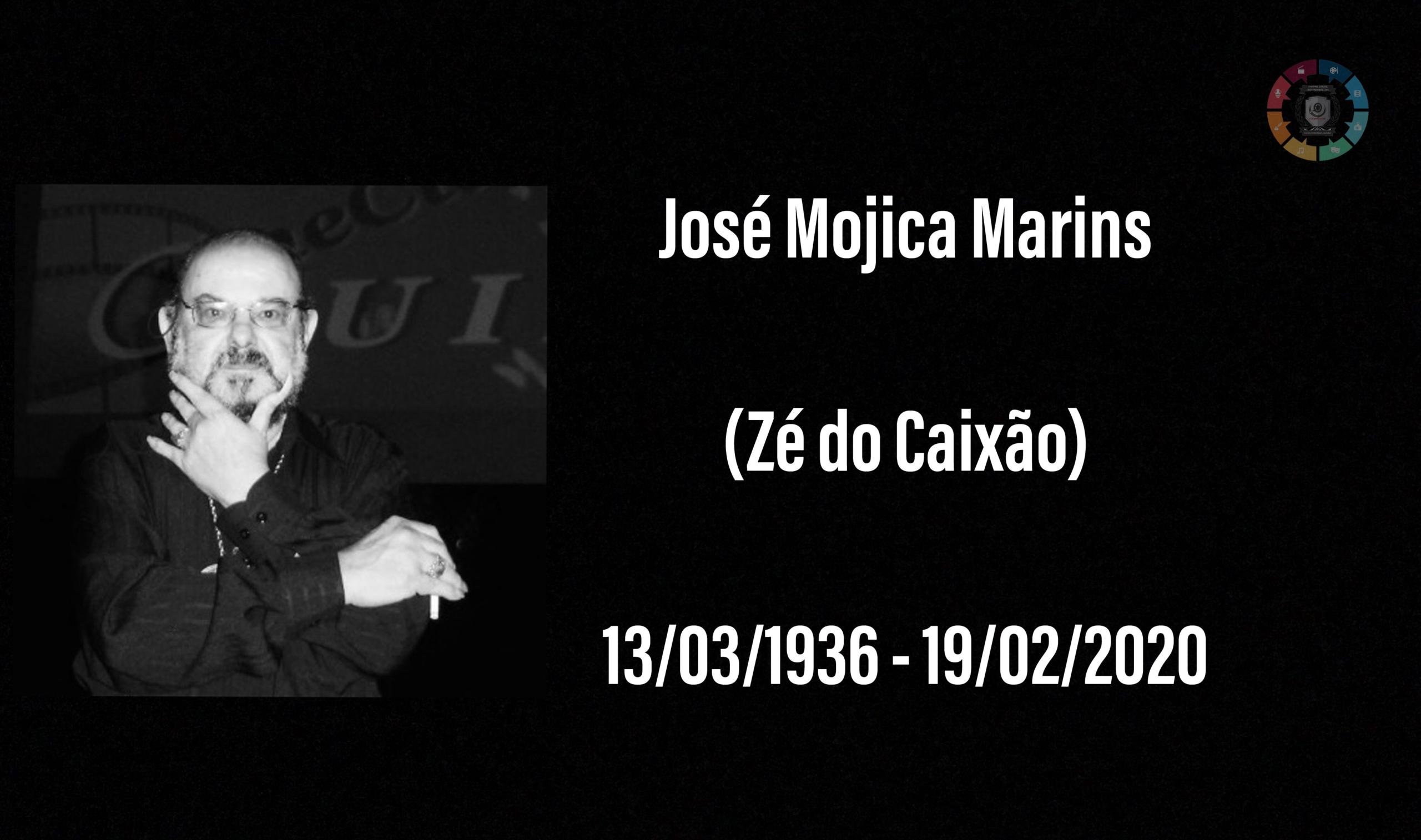 Morre o cineasta José Mojica Marins, o Zé do Caixão 1
