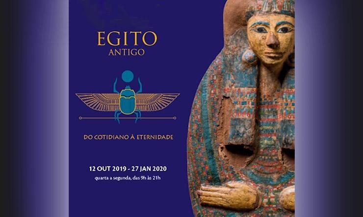 Exposição sobre o Egito antigo chega a SP 7