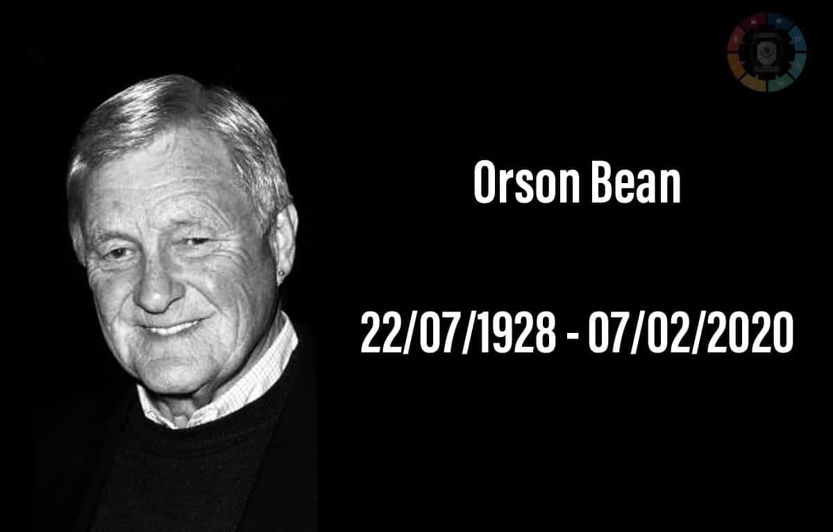 Ator Orson Bean morre aos 91 1