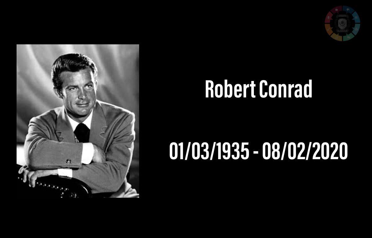Ator Robert Conrad morre aos 84 anos 3