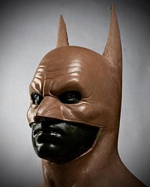 "Máscara do Batman de ""Liga da Justiça: Mortal"" é divulgada 1"