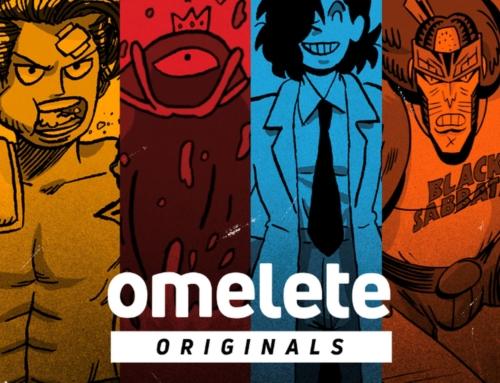 Omelete realiza primeira exposição de originais do seu selo de quadrinhos