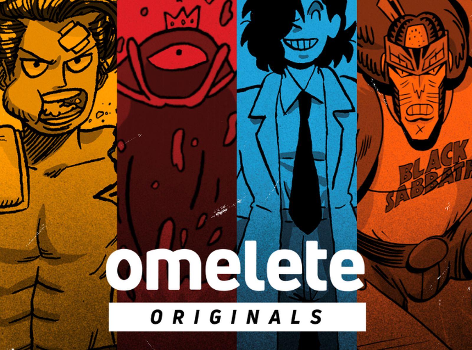 Omelete realiza primeira exposição de originais do seu selo de quadrinhos 4