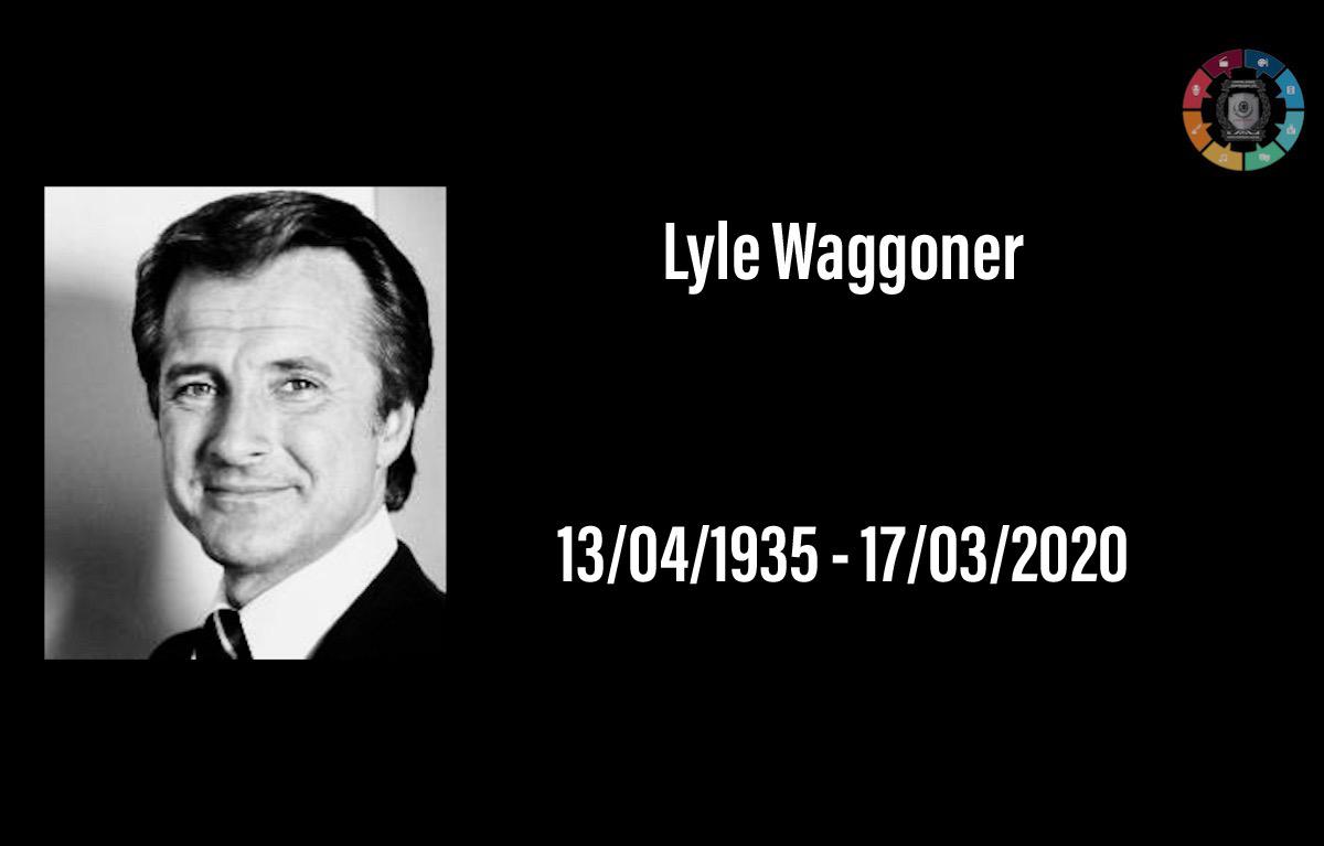 Ator Lyle Waggoner morre aos 84 anos 1