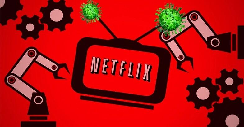 Netflix suspende produções por causa do Coronavírus 4