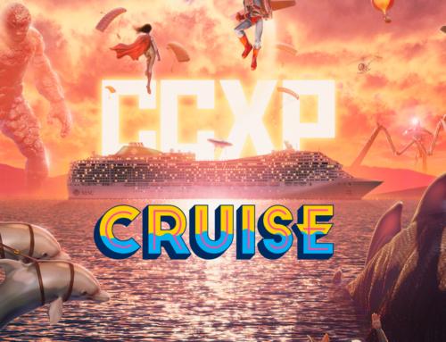 CCXP Cruise – Pacotes já estão à venda