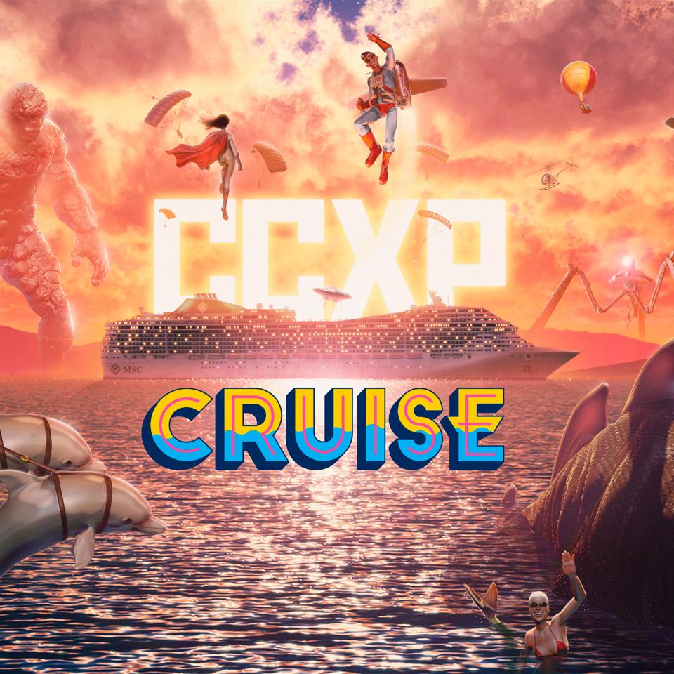 CCXP Cruise - Pacotes já estão à venda 4
