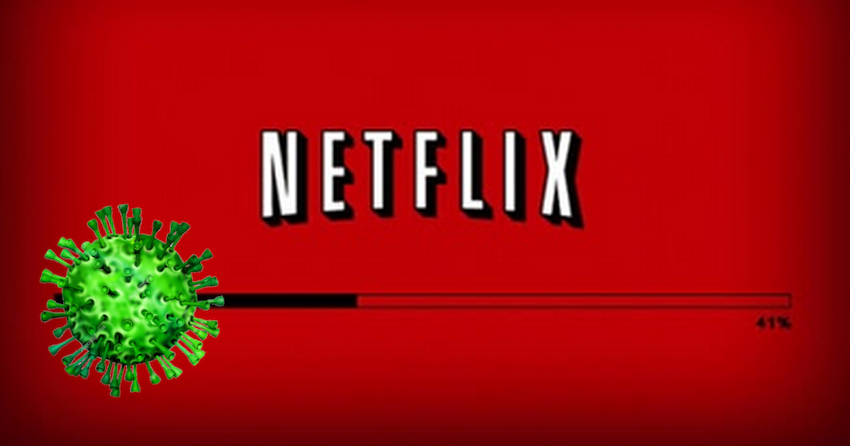 Netflix suspende produções por causa do Coronavírus 3