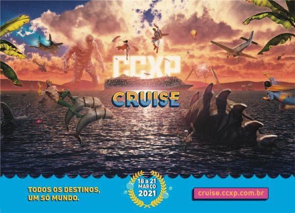CCXP Cruise - Pacotes já estão à venda 5