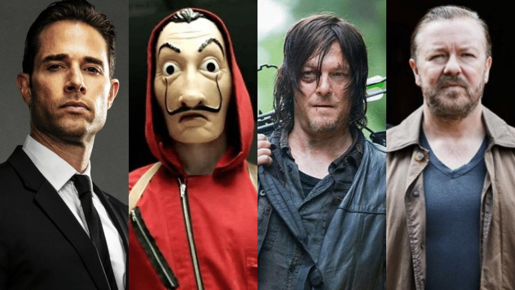 Lançamentos de filmes e séries na Netflix em abril 8
