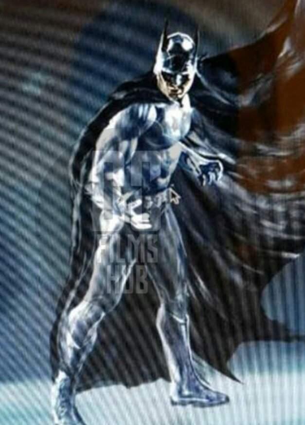 "Máscara do Batman de ""Liga da Justiça: Mortal"" é divulgada 3"