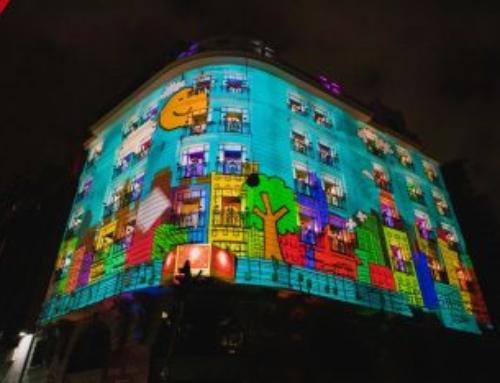 São Paulo destina 10 milhões para espetáculos nas janelas de prédios