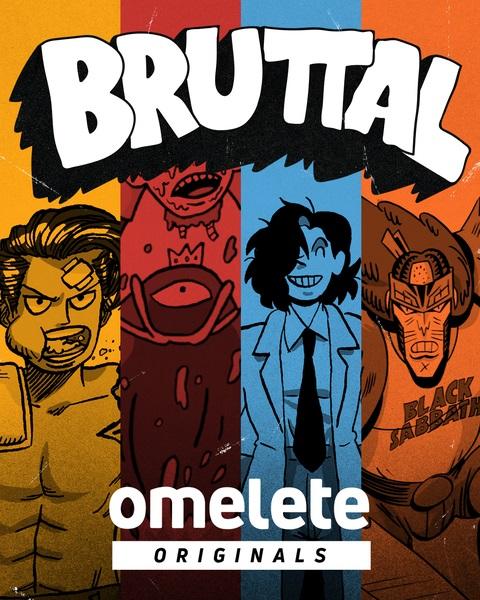 Omelete realiza primeira exposição de originais do seu selo de quadrinhos 3