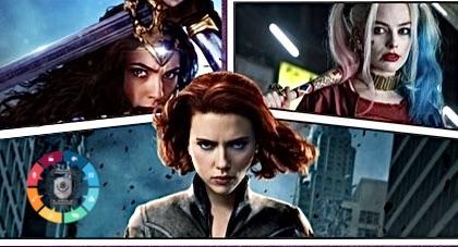 Filmes baseados em quadrinhos de super heroínas dirigidos por mulheres 1
