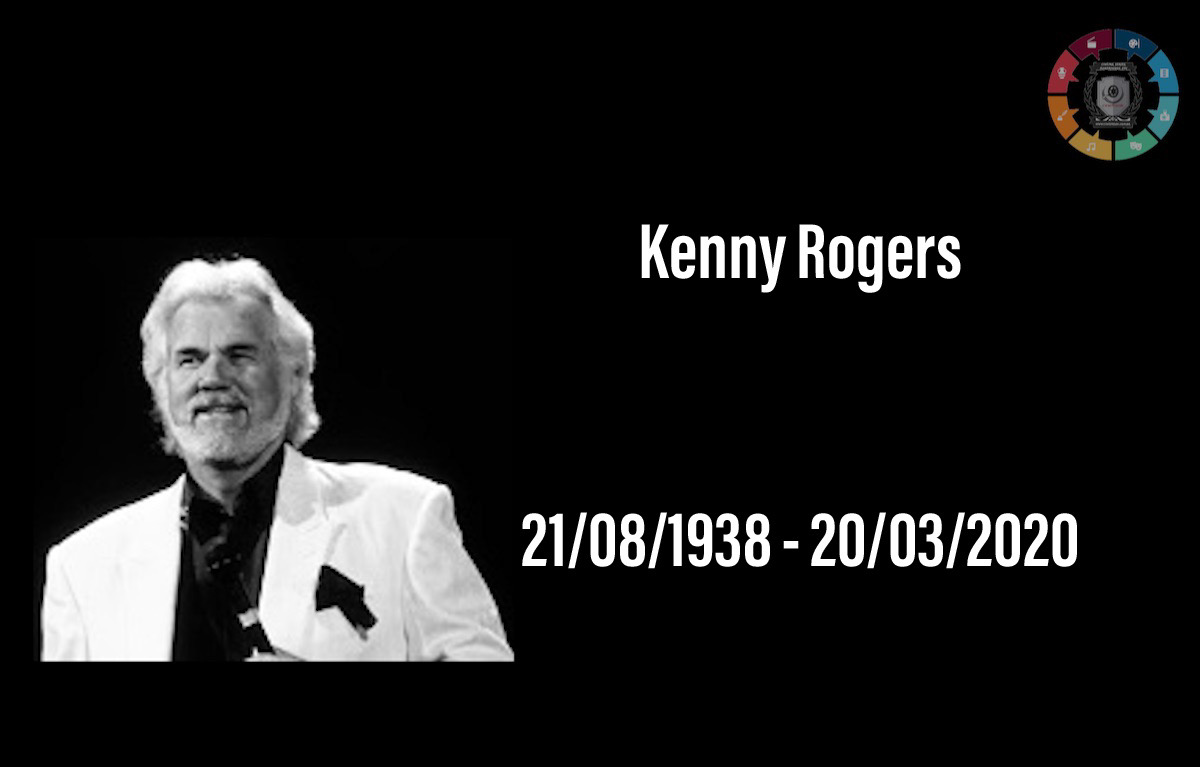 Cantor Kenny Rogers morre aos 81 anos 3