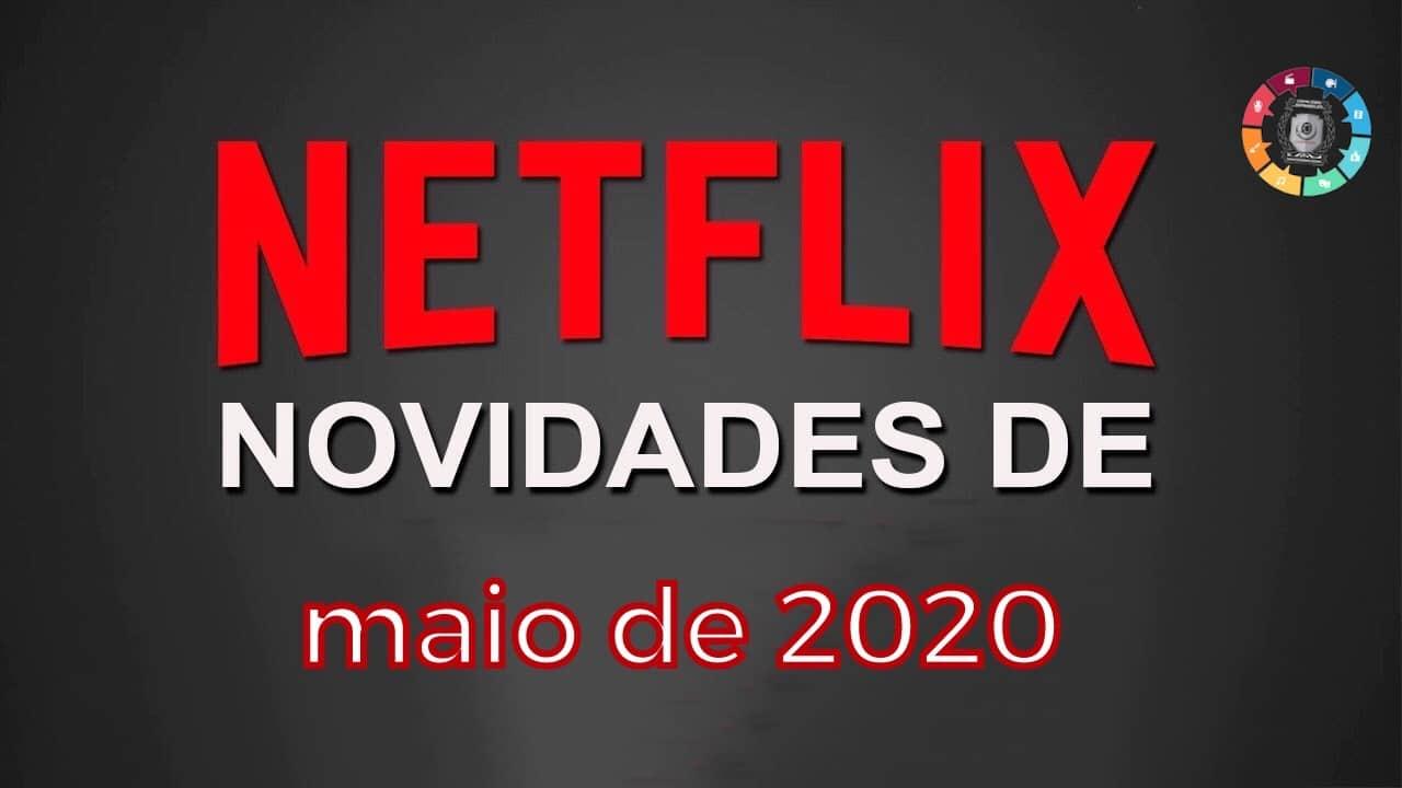 Lançamentos da Netflix em maio 3
