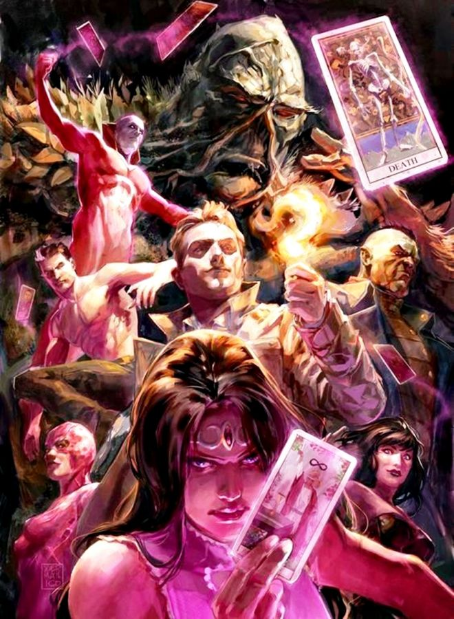 Liga da Justiça Sombria ganhará série para o HBO Max 9