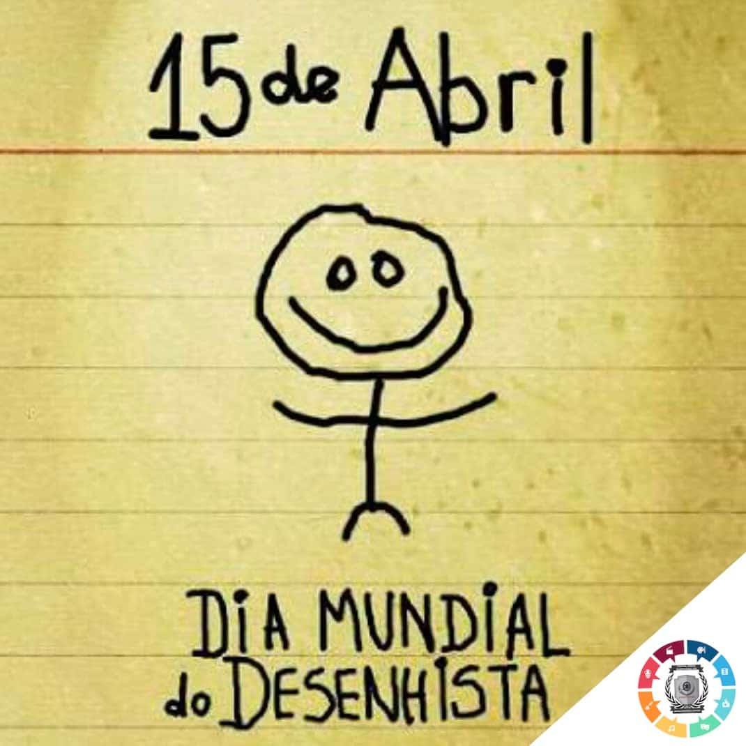 O Dia Mundial do Desenhista é comemorado em 15 de abril 5