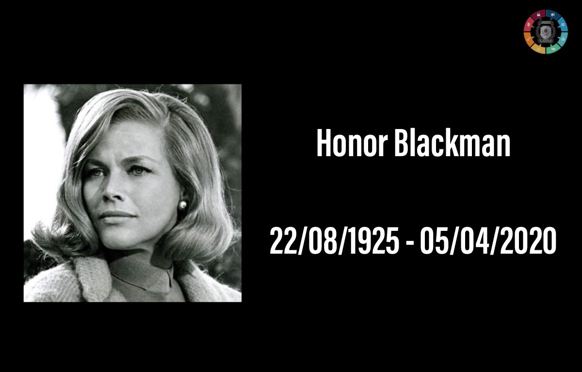 Morre a atriz Honor Blackman 3