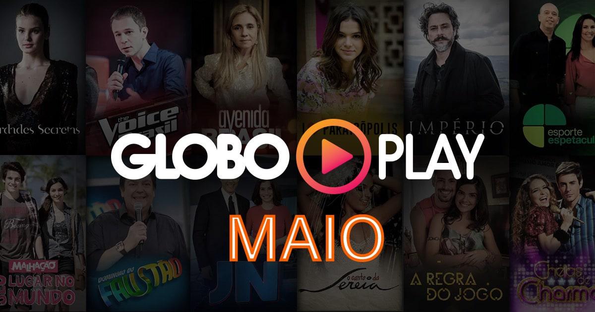 Lançamentos da Globoplay em maio 3