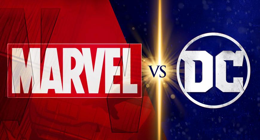 Novas datas de lançamento dos filmes DC/Marvel 9