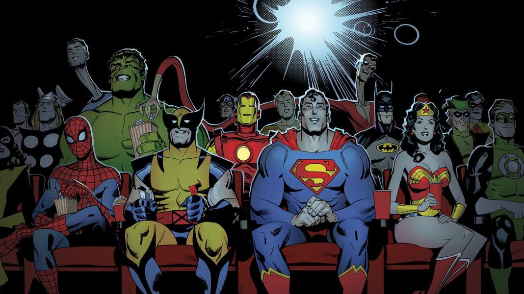 Novas datas de lançamento dos filmes DC/Marvel 10