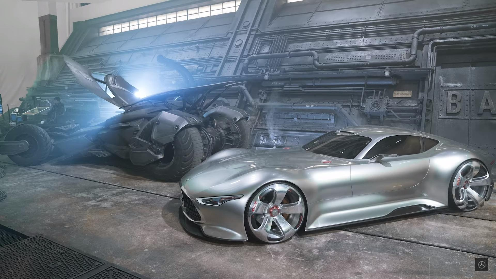 Carro de Bruce Wayne em Liga da Justiça foi feito sob medida para Ben Affleck 7