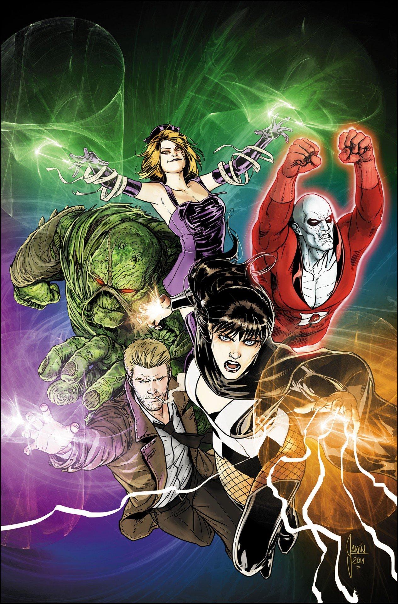 Liga da Justiça Sombria ganhará série para o HBO Max 7