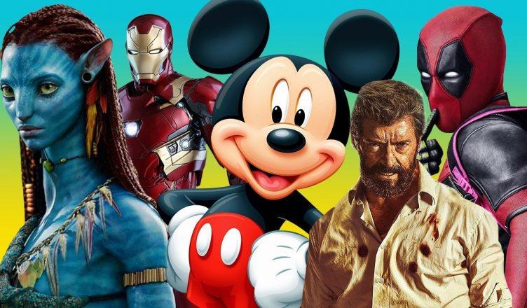 Disney divulga calendário de estreias até 2027 6