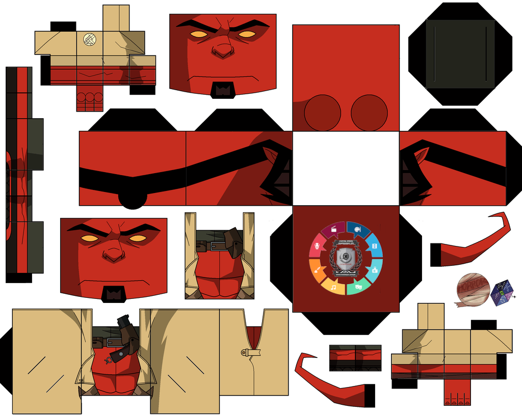 PaperFreak da semana - Hellboy 2
