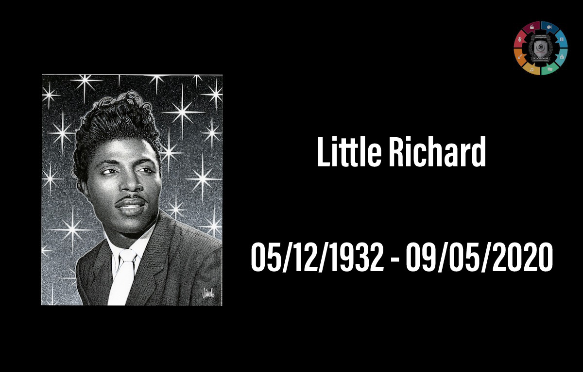 Lenda do Rock, Little Richard morre aos 87 anos 1