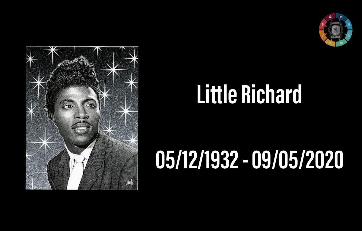 Lenda do Rock, Little Richard morre aos 87 anos 3