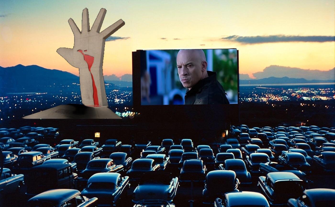 Governo de SP anuncia abertura de cinema drive-in no Memorial da América Latina 3